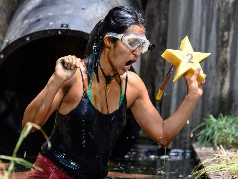I'm A Celebrity fans stunned as Sair Khan 'smashes' Bushtucker trial after being terrified of drowning