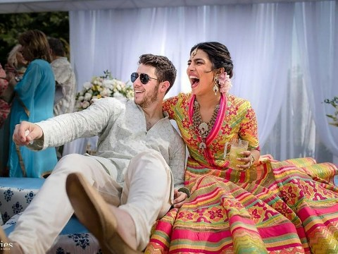 Priyanka Chopra and Nick Jonas share adorable messages for their first wedding anniversary