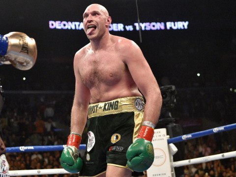 Tyson Fury predicts he could beat Andy Ruiz Jr with one hand tied behind his back
