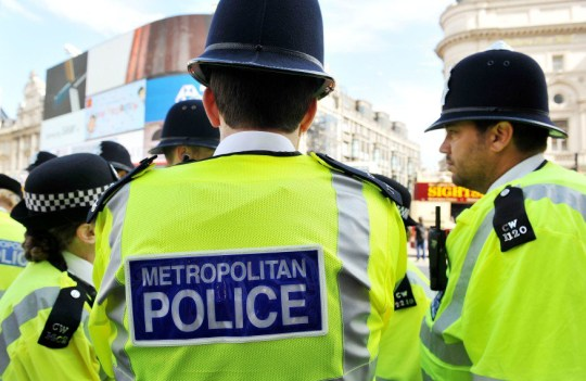 Scotland Yard officer numbers could drop to lowest level