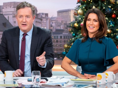 When are Piers Morgan and Susanna Reid back on Good Morning Britain in 2019?
