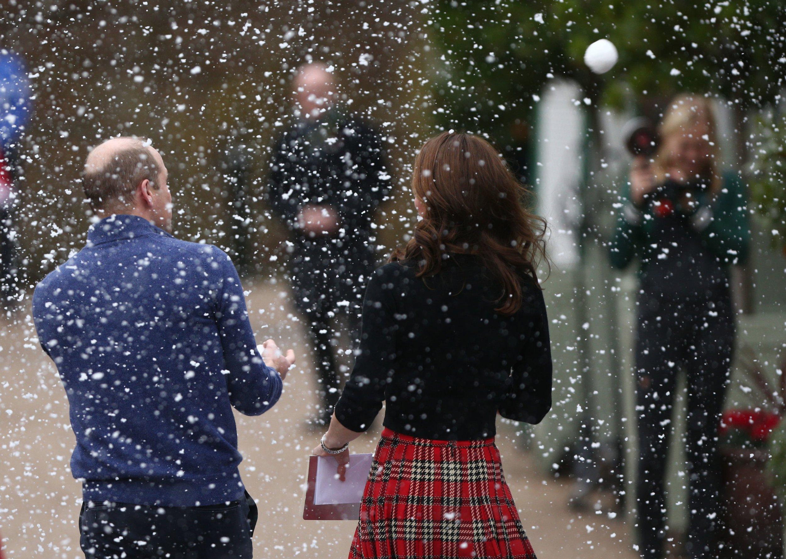 Girls sharing snowballs at sex parties
