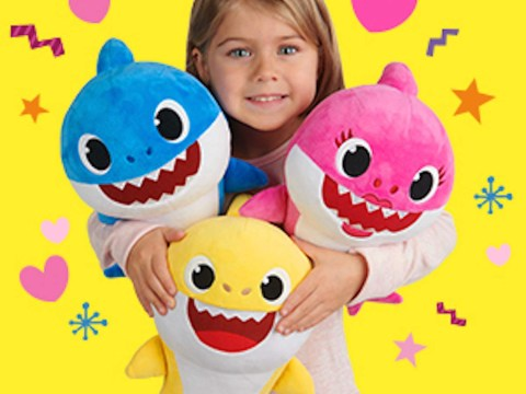 Where to buy the singing Baby Shark toys in the UK in time for Christmas