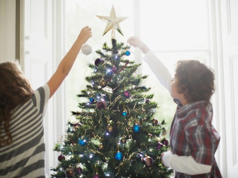 Christmas calculator helps you figure out exactly how many baubles your tree needs