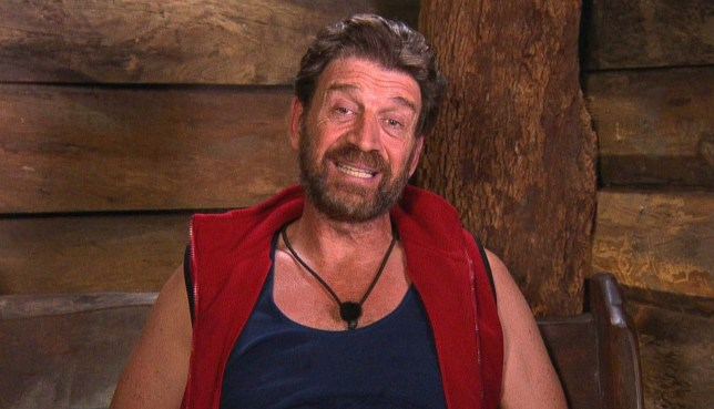 STRICT EMBARGO - NOT TO BE USED BEFORE 22:30 GMT, 05 DEC 2018 - EDITORIAL USE ONLY Mandatory Credit: Photo by ITV/REX (10014166ex) Dinner and Danicng - Nick Knowles 'I'm a Celebrity... Get Me Out of Here!' TV Show, Series 18, Australia - 05 Dec 2018
