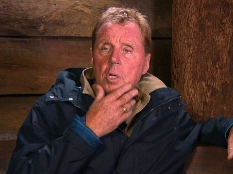 Medics called for Harry Redknapp on I'm A Celebrity over fears he suffered a stroke in the jungle