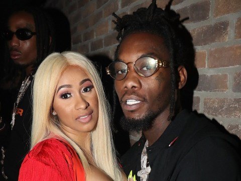 Cardi B insists split with Offset isn't for publicity despite rapping about it
