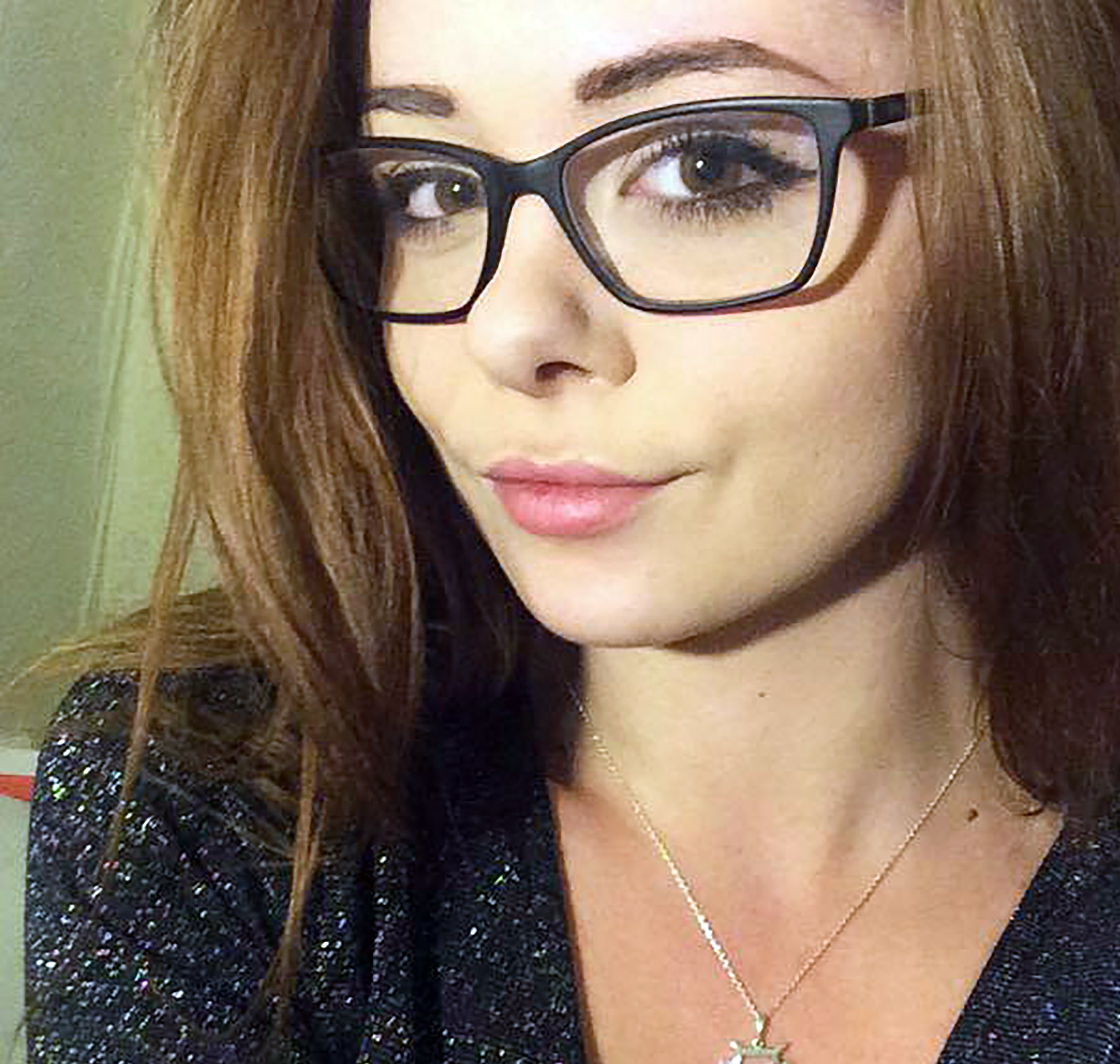 A bar manager who was strangled by her chef at their Christmas party has won her case for unfair dismissal. Molly Phillips, 24, passed out after being held around her neck by chef Nathan Webb at their festive party. Miss Phillips went to hospital to get checked for a suspected stroke - as she had no recollection of what happened. Picture is Molly Phillips WALES NEWS SERVICE