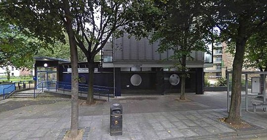 A girlfriend who was part of man-hating WhatsApp group stabbed her partner to death as he slept then calmly smoked a spliff, a court heard. Alex Glanfield-Collis, 25, plunged a knife into John Maclean?s neck at her Docklands flat on 12 April this year, it is claimed. She then allegedly left the 35-year-old to bleed to death and wandered out onto the communal balcony, lit up a cannabis joint and cracked open a beer. Glanfiel google maps METROGRAB