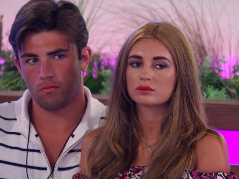 Dani Dyer's nan goes on foul-mouthed rant about rumours Love Island star and Jack Fincham reconciled 'for money'