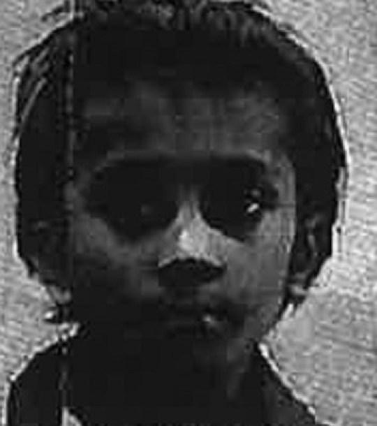GIrl who went missing 10 months ago METRO GRAB taken from: https://twitter.com/MPSHillingdon/status/1070392623536529408 Credit: Met Police