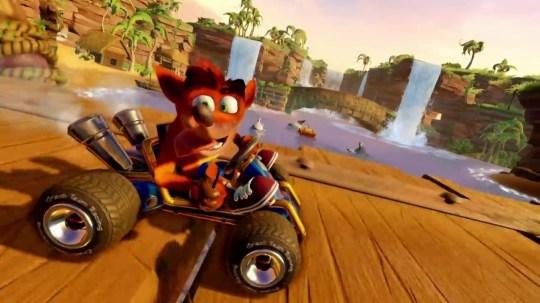 Crash Team Racing trailer picture: sony/ Naughty Dog METROGRAB