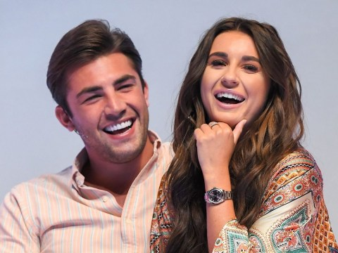 Are Dani Dyer and Jack Fincham still together as they reunite for the Love Island Christmas special?