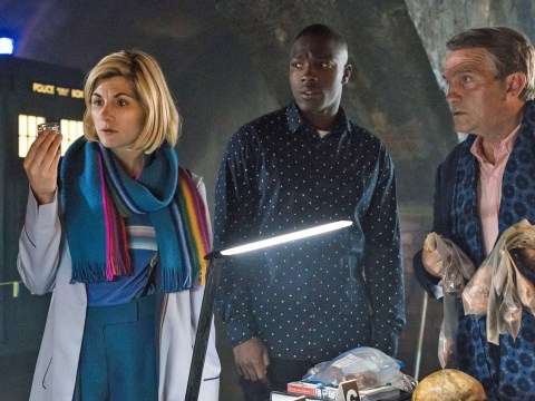 When is the Doctor Who New Year's special on TV and why has it been delayed?