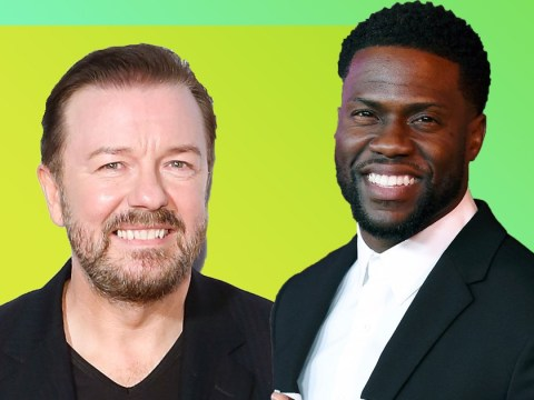 Ricky Gervais wants to replace Kevin Hart at Oscars because he 'couldn't give a f*** about old tweets'