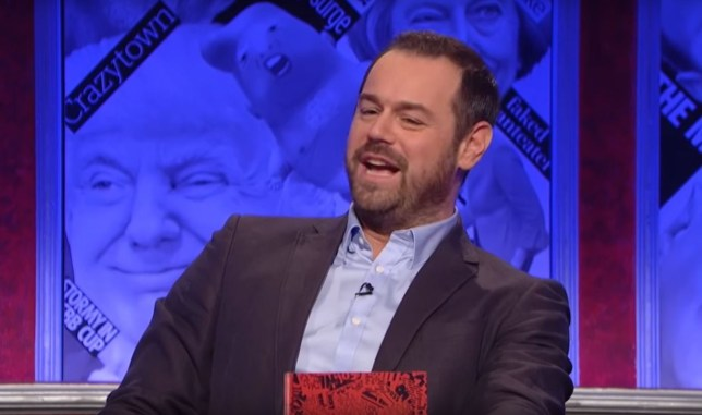 Have I got news For You viewers call for Danny Dyer to take over as permanent host