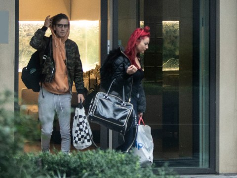 Strictly's Dianne Buswell 'spends two nights at Joe Sugg's house' and adds more fuel to romance speculation