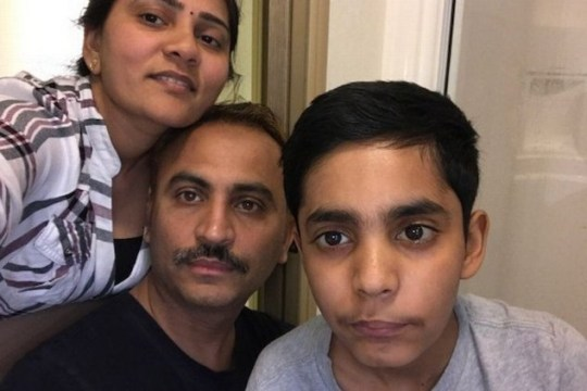 Namrata and Bhavesh Pandya?s 14-year-old son Khushil dreamed of becoming a zoologist and when he was diagnosed with an incurable brain tumour chose to keep the seriousness from him but when he died they discovered he had known all along