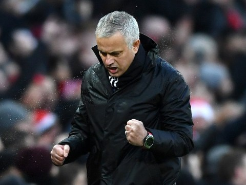 Jose Mourinho beats Sir Alex Ferguson's record as Manchester United hammer Fulham