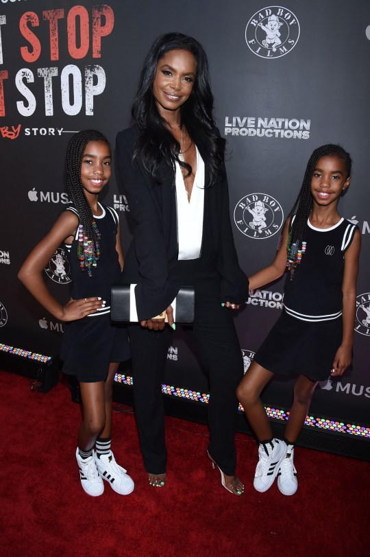 Mandatory Credit: Photo by Jim Smeal/REX/Shutterstock (8875331au) Kim Porter and Guests 'Can't Stop, Won't Stop: A Bad Boy Story' film premiere, Los Angeles, USA - 21 Jun 2017