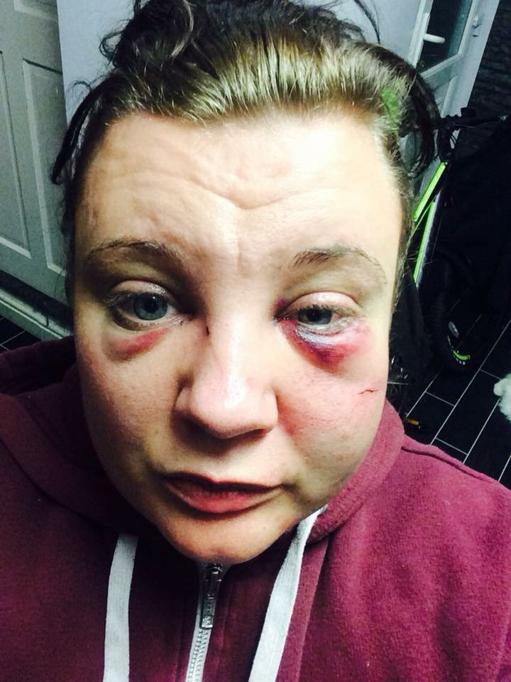 Online usage fee ?75 per image. Print fee ?150. Monster beats girlfriend in horror abuse footage SHE shared so others speak out EXCLUSIVE: WARNING - DISTRESSING CONTENT Mum-of-two Rachel Whitehouse was filmed by her cruel ex-DJ partner, Paul McEvoy, as he beat her on Mother's Day