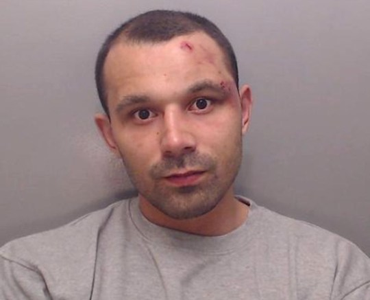Daley Smith (Picture: Cheshire Police)