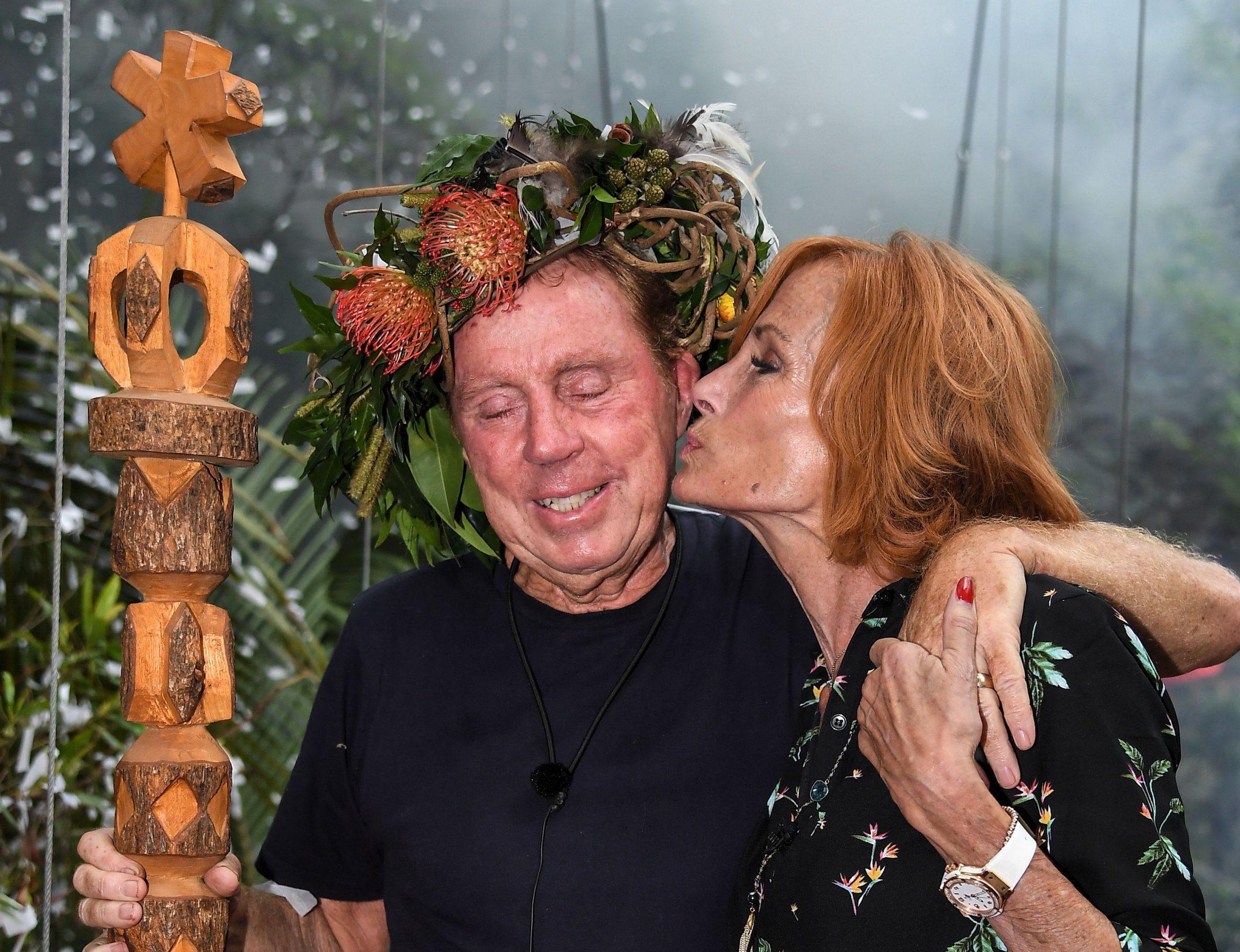 I'm A Celebrity's Harry Redknapp admits he nearly quit jungle over wife Sandra's secret illness
