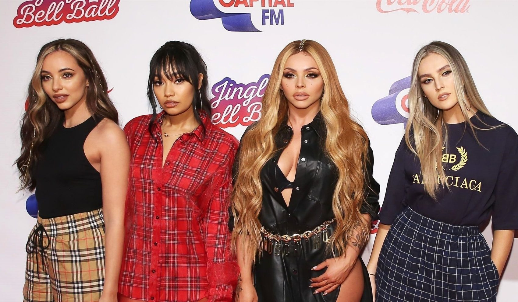 Perrie Edwards admits Little Mix practise losing awards to hide disappointment