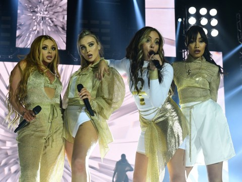 Little Mix tell haters to 'bore off' as they address 'skimpy' outfits