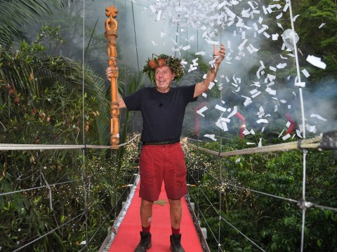 What does the winner of I'm A Celebrity get?