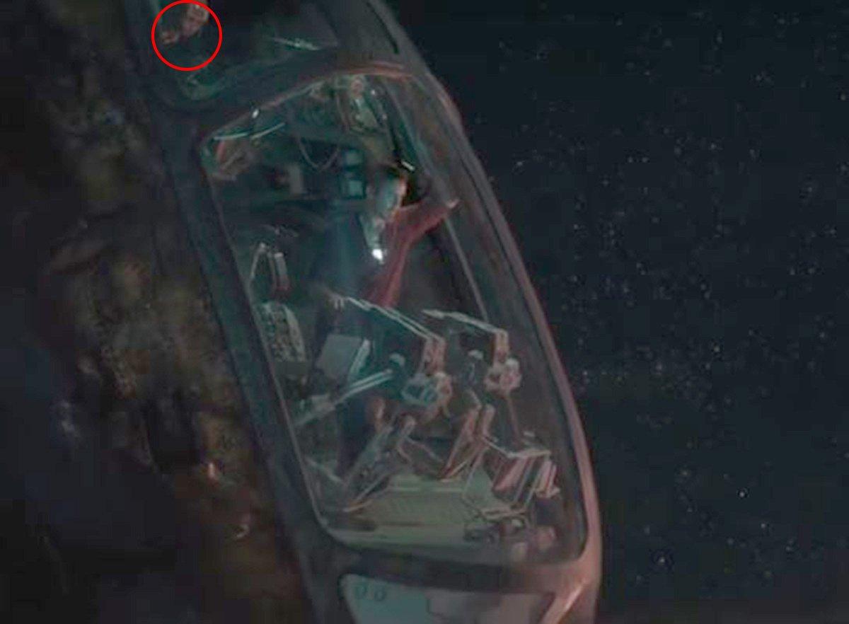 Avengers fans 'spot' dead Infinity War character in Endgame trailerMarvel