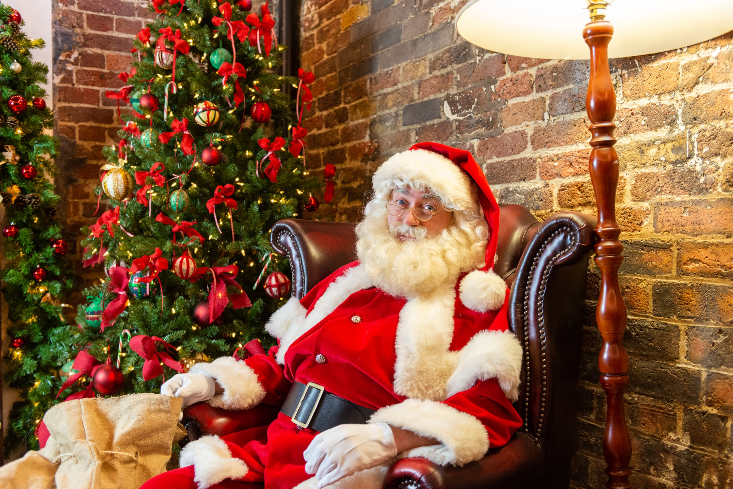 My odd job: There is no place for whinging when you're Santa