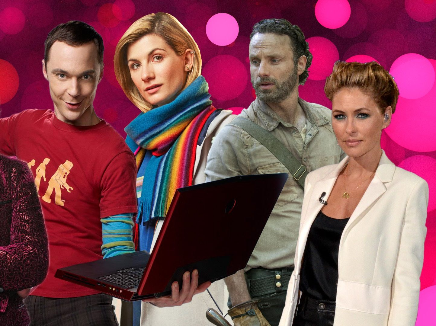 Our Alternative TV Awards 2018 – including The Big Bang Theory, I'm A Celebrity and Doctor Who