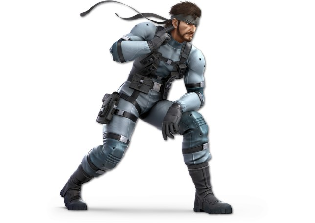 Solid Snake takes to the boards