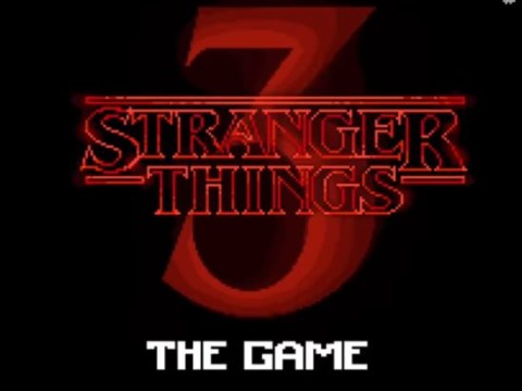 Stranger Things 16-bit game announced based on season 3