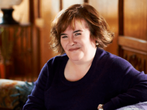 Susan Boyle teases brand new music ahead of America's Got Talent: The Champions return