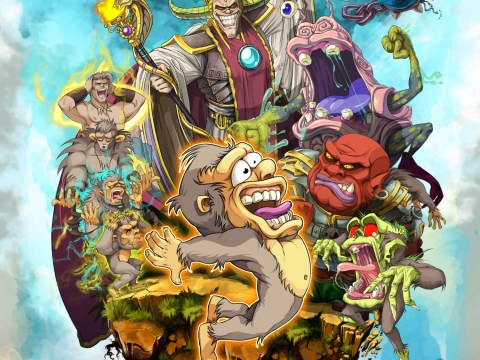 Toki remake review – the answer to a question nobody asked