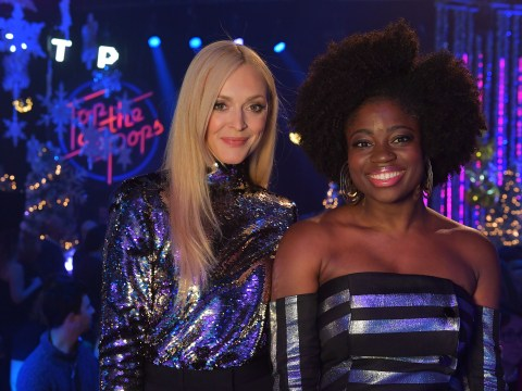 Who is singing on the Top Of The Pops New Year special 2018?