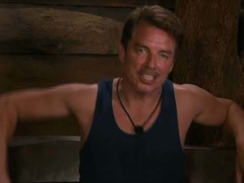 I'm A Celebrity's John Barrowman is safe from public vote off after spraining his ankle