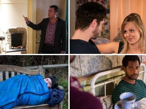 10 soap spoilers: Coronation Street truth bomb, Emmerdale arrest, EastEnders drugs shock, Hollyoaks killer reveal