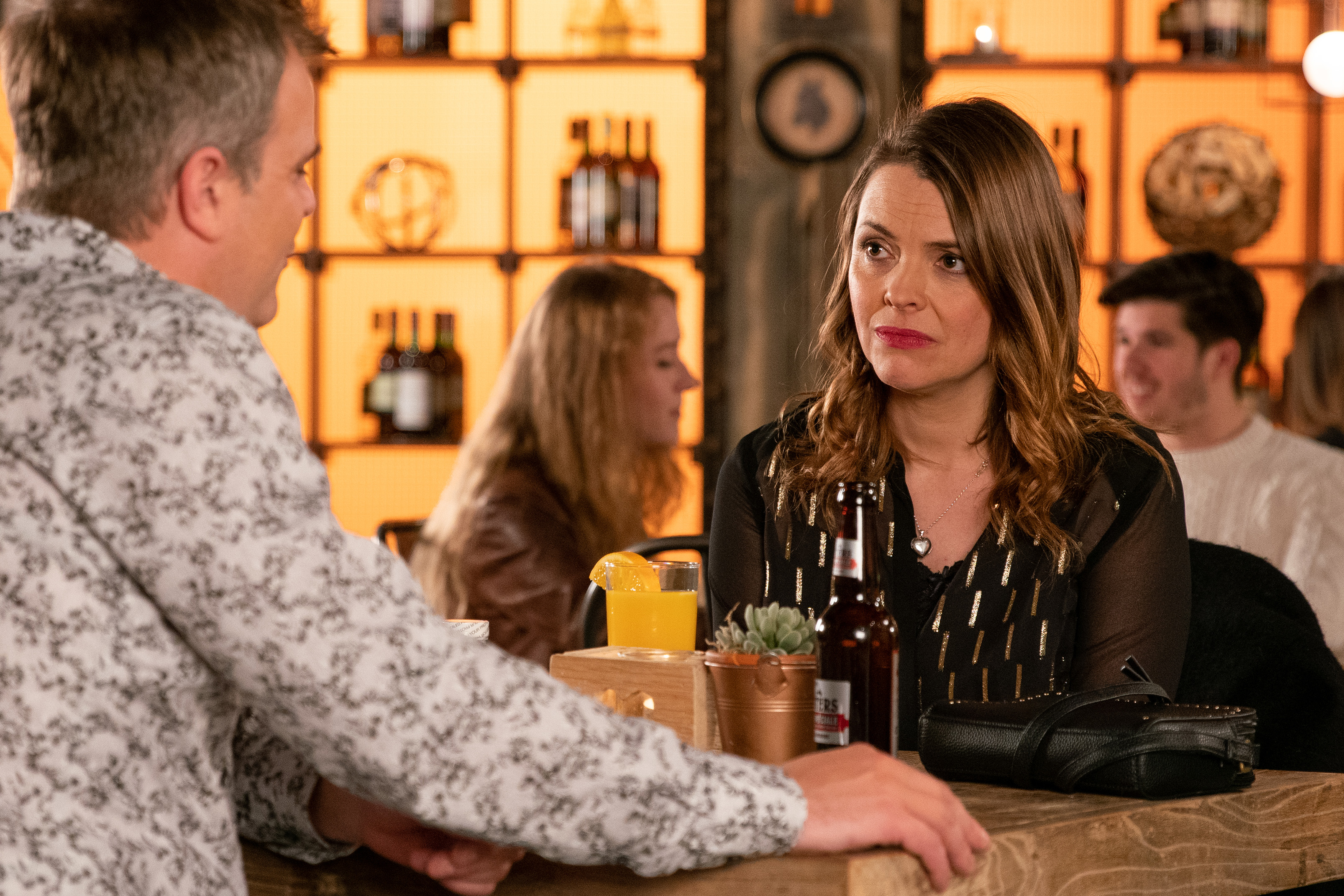 Coronation Street spoilers: Steve and Tracy McDonald to raise pregnant Amy Barlow's baby?