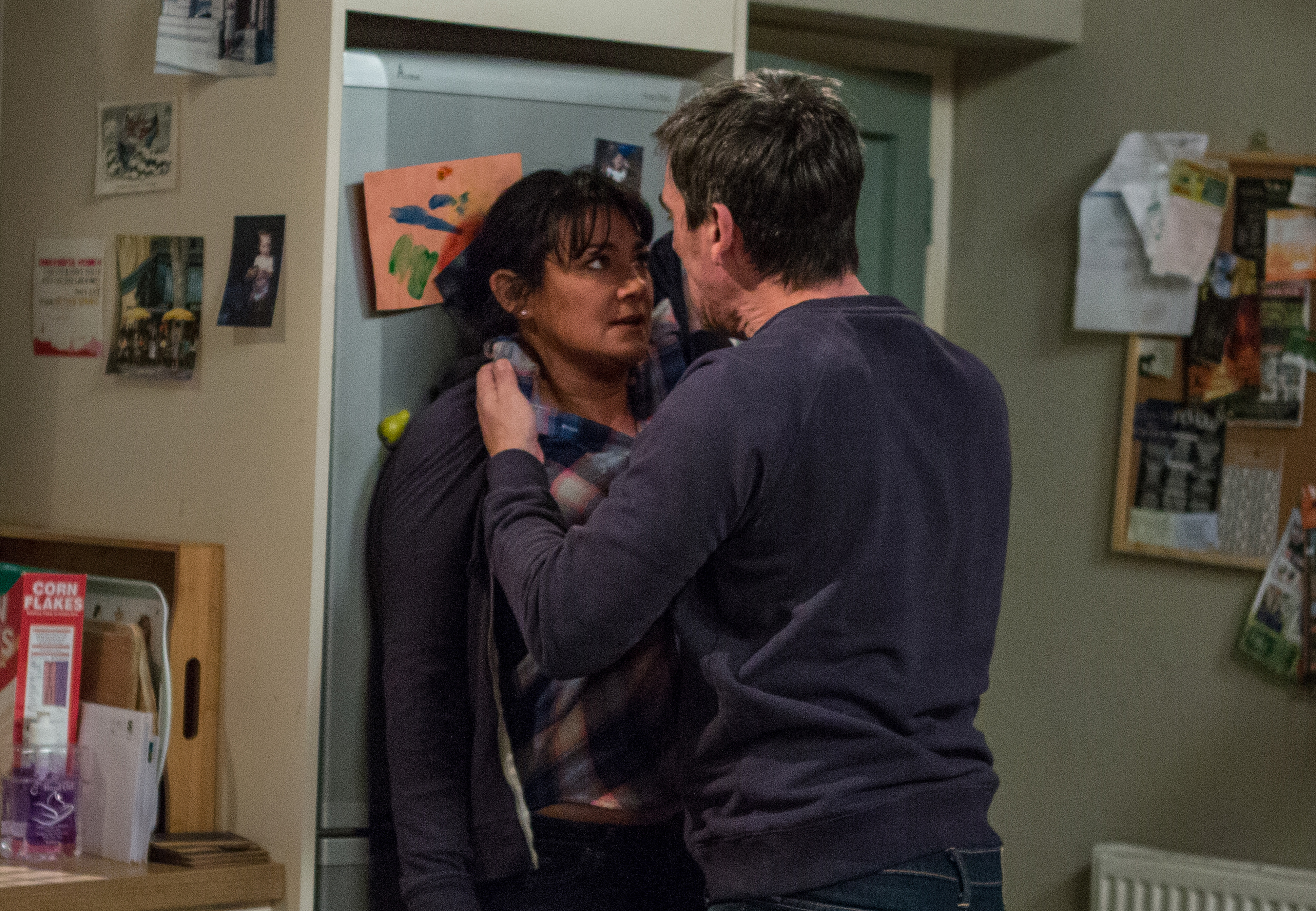 Emmerdale spoilers: Moira Dingle tells Cain she's done after two violent attacks