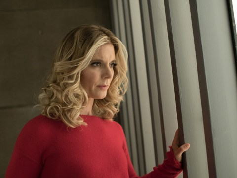 Silent Witness fans convinced Dr Nikki Alexander is pregnant after Emilia Fox holds a test in teaser