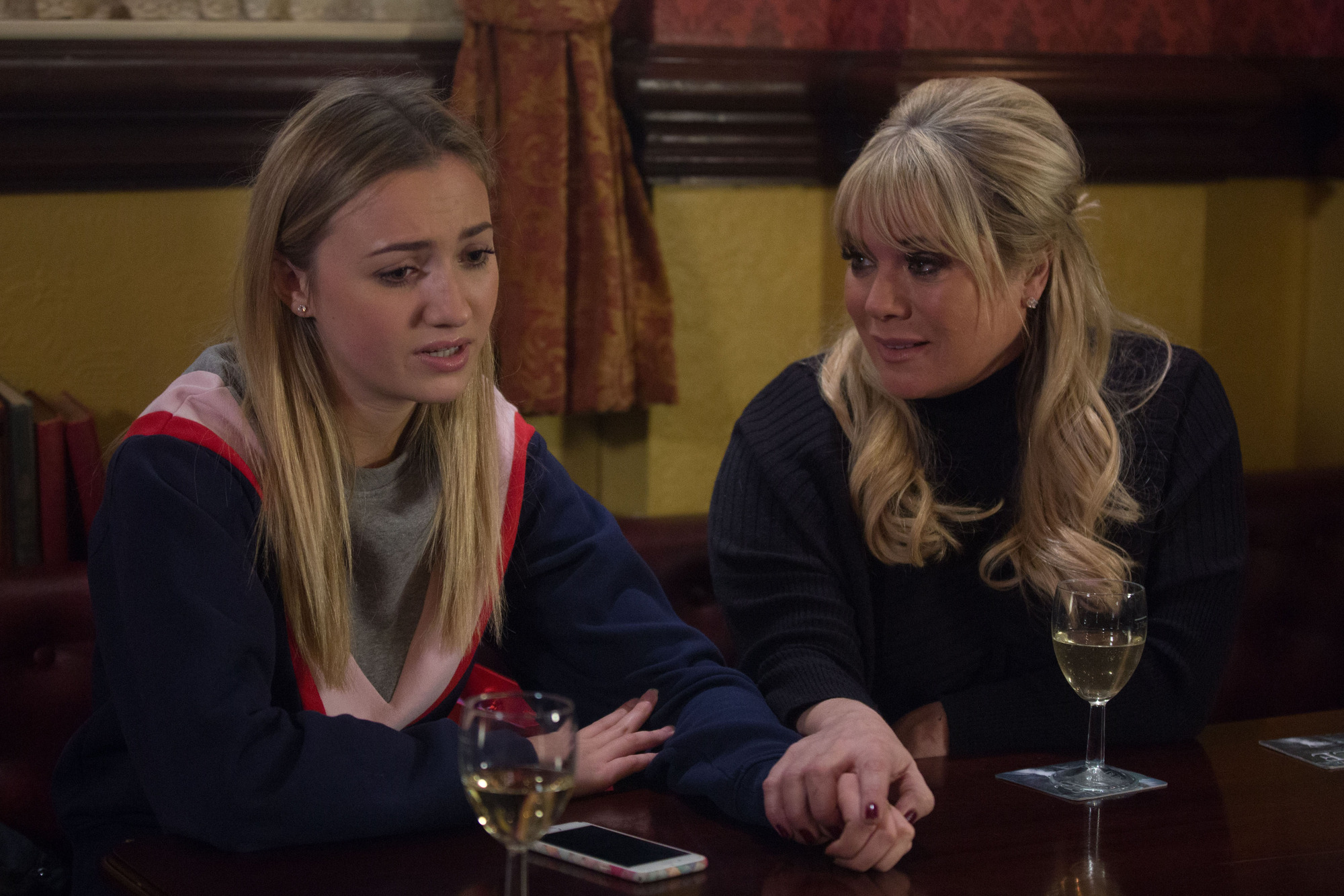 EastEnders spoilers: Louise Mitchell drops pregnancy bombshell as Keanu Taylor is badly beaten