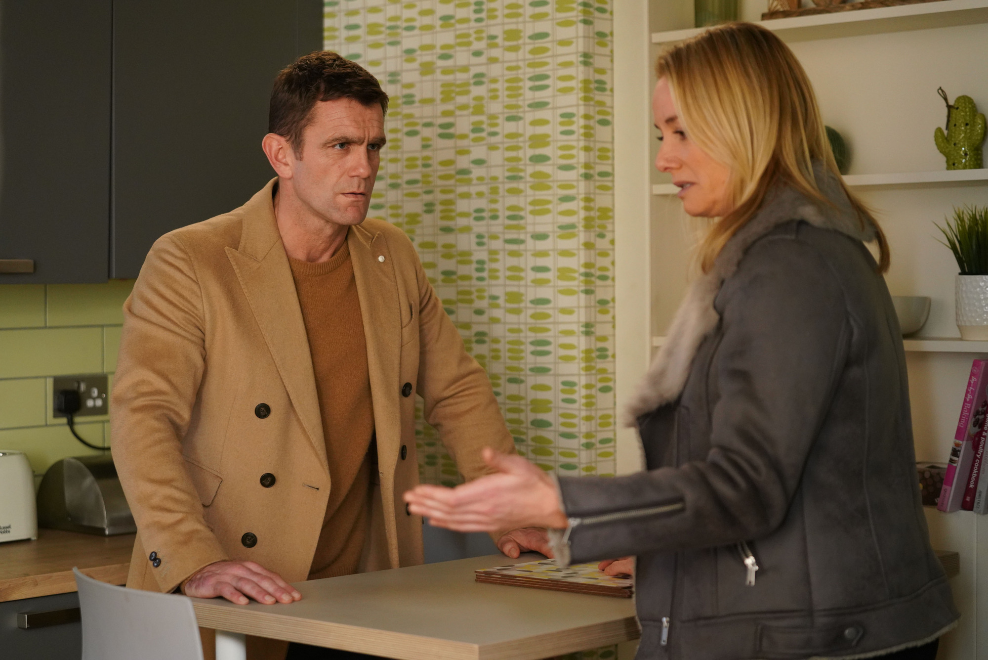 EastEnders spoilers: Jack Branning to commit crime to help Mel and Hunter Owen escape?