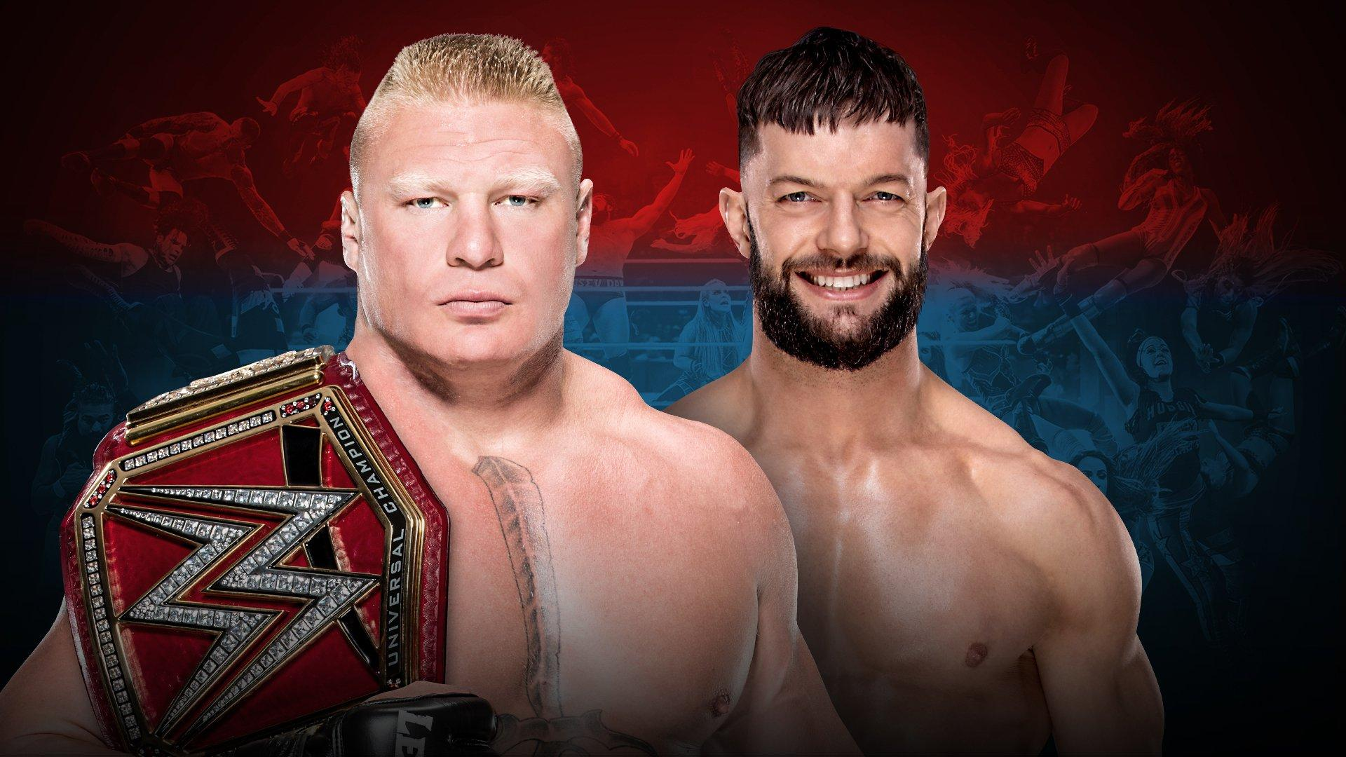 A stacked WWE Royal Rumble card adds Brock Lesnar vs Finn Balor