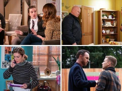 25 soap spoilers: Coronation Street bombshell, EastEnders danger, Emmerdale pregnancy, Hollyoaks romance
