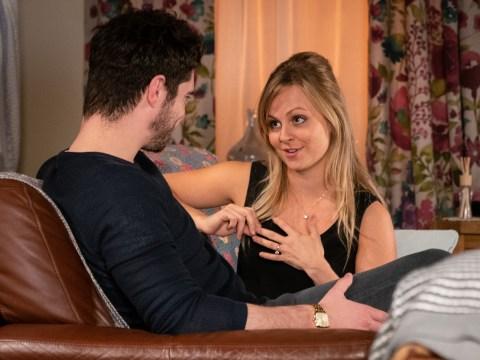 Coronation Street spoilers: Sarah Platt cheats with Adam Barlow tonight?