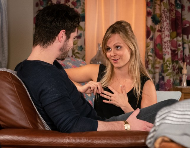 Corrie spoilers: Sarah cheats on Gary with Adam tonight