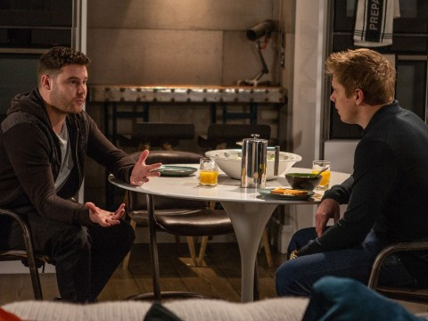 Emmerdale spoilers: Robert Sugden has a plan to protect Aaron Dingle from violent Billy